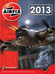 airfix 2013 royal air force aviation