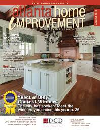 atlanta home improvement 0115 by my home improvement magazine issuu