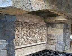 stone backsplash for kitchen top 60 best kitchen stone backsplash ideas interior designs
