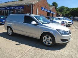 used silver vauxhall astra van for sale buckinghamshire