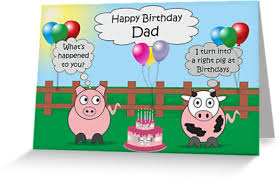 cow greeting cards animals pig cow humor birthday greeting cards