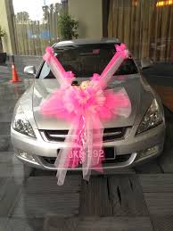 Wedding Car Decorations Wedding Car Decoration