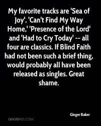 Ginger Baker Blind Faith Ginger Baker Faith Quotes Quotehd