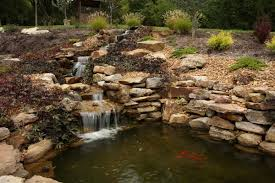 koi pond and water feature installation waterfall installation