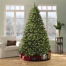 christmas christmas splendi costco tree noble fir ge artificial