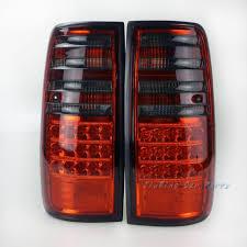 lexus lx450 for sale australia red u0026 smoke rear led tail light for 91 97 toyota land cruiser fj80