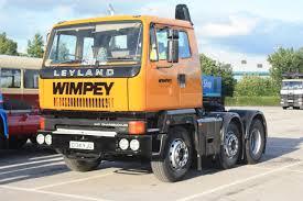 paccar trucks leyland history