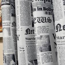 english newspaper pattern online shop new fashion brown gray english newspaper pattern printed