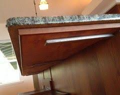 Support For Granite Bar Top 34 Best Kitchen Countertops Images On Pinterest Kitchen