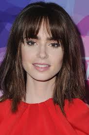 medium hair 40 best medium hairstyles celebrities with shoulder length haircuts
