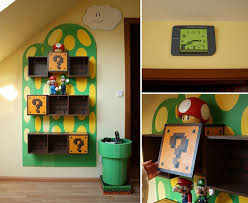 chambre mario bros original children s rooms