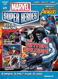 marvel superheroes magazine 29 marvel u0026dc pinterest