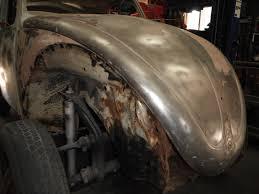 pushing a 2014 volkswagen beetle beetle der kafer haus