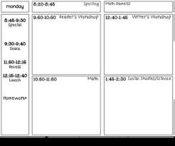 175 best lesson plan templates images on pinterest lesson plan