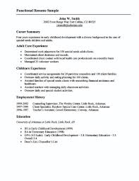 Example Of Resume Summary For Freshers 100 Career Objective For Resume For Freshers Resume