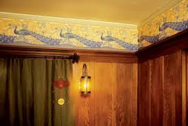 Arts And Crafts Interior Arts And Crafts Wallpaper Old House Restoration Products