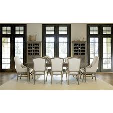 universal dining room furniture universal furniture 311752 berkeley 3 tribeca leg table