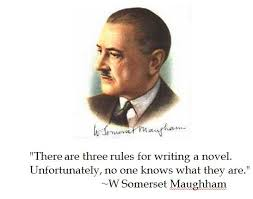w somerset maugham on literature district of calamity