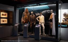 starwars thanksgiving interactive exhibition has hundreds of original star wars costumes