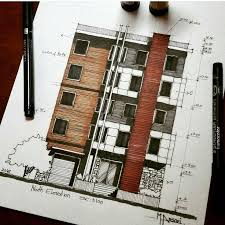 sketch of top ten modern 769 best architectural sketch diagram images on
