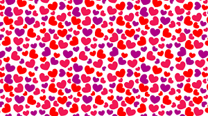 awesome heart pattern wallpaper 6772374