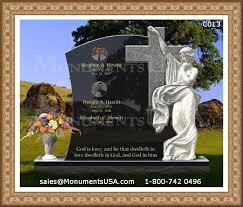 headstones grave markers st raymonds cemetary