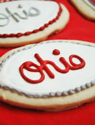ohio state cookies cus delivery fate cakes