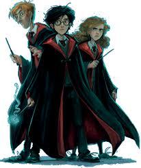 harry potter hogwarts friend harry potter