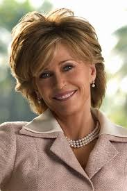 bing hairstyles for women over 60 jane fonda with shag haircut jane fonda talks about monster in law celebrity style