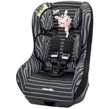 siege auto nania pas cher siège auto bébé groupe 0 1 noir driver zèbre nania pas cher à prix