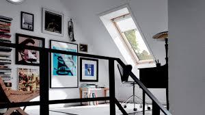 bureau sous combles 8 astuces déco pour un bureau sous les combles rêve de combles