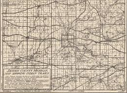 Michigan Indian Tribes Map by Jackson County Michigan Indian Trails Map Native Heritage Project