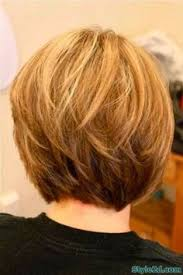 short stacked layered hairstyles best hairstyle 2016 side view of cute layered bob cut short hair bobs and shorts