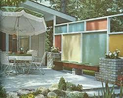 Mid Century Modern Landscaping by Best 20 Midcentury Garden Hoses Ideas On Pinterest Mid Century