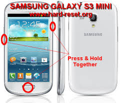 Reset Factory Samsung S3 Mini | how to easily master format samsung galaxy s3 mini i8190 with safety