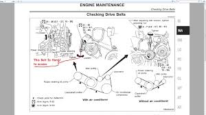 nissan maxima power steering hose diagram of 1989 nissan maxima alternator replacement 1999 nissan