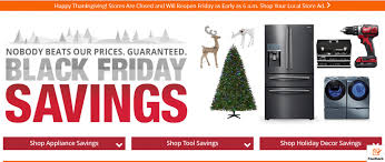 home depot spring black friday store set up signage the best of this year u0027s black friday cyber monday marketing blog