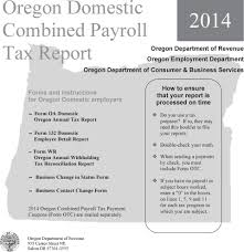 wisconsin withholding tax tables oregon domestic combined payroll tax report pdf