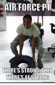 Strong Meme - air force pt there s strong en theres af ong af meme on sizzle