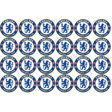 Chelsea Logo Chelsea Logo Logo Chelsea Edible Cupcake Images The Monkey Tree