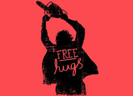 free hugs by dinomike threadless