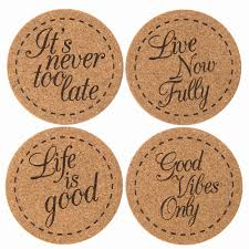 beverage coasters jazzup home u2013 inspirational gifts and home decor