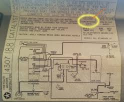1990 w250 emissions sticker odity dodgetalk dodge car forums