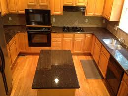 giallo fiorito granite with oak cabinets sunny house kitchen remodeling granite countertop in los angeles