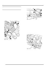 land rover workshop manuals u003e discovery ii u003e manifolds and exhaust