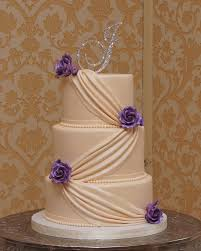 wedding cake lavender shimmer ivory and lavender wedding cake cake in cup ny