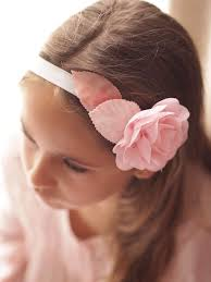 hair attached headbands uk 14 best flower girl hair accessories images on pinterest flower