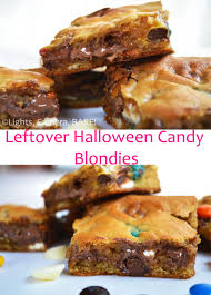 Donate Leftover Halloween Candy by Chocolate Halloween Candy