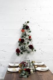 collection of christmas tree wedding centerpieces all can
