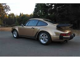 porsche ruf for sale 1979 porsche 930 turbo for sale classiccars com cc 1020645